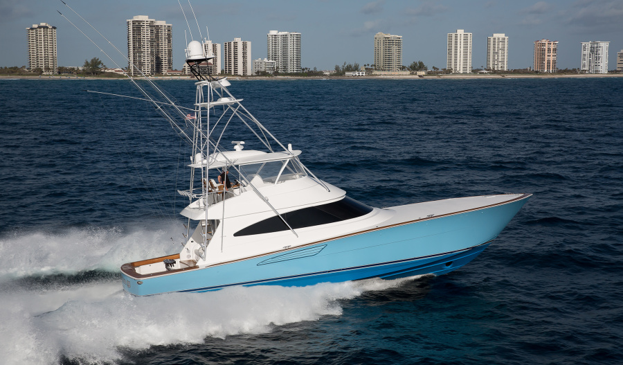 Viking-68 Convertible 2020-NEW BUILD NEW BUILD-New York-United States-Starboard Side-1208820-featured