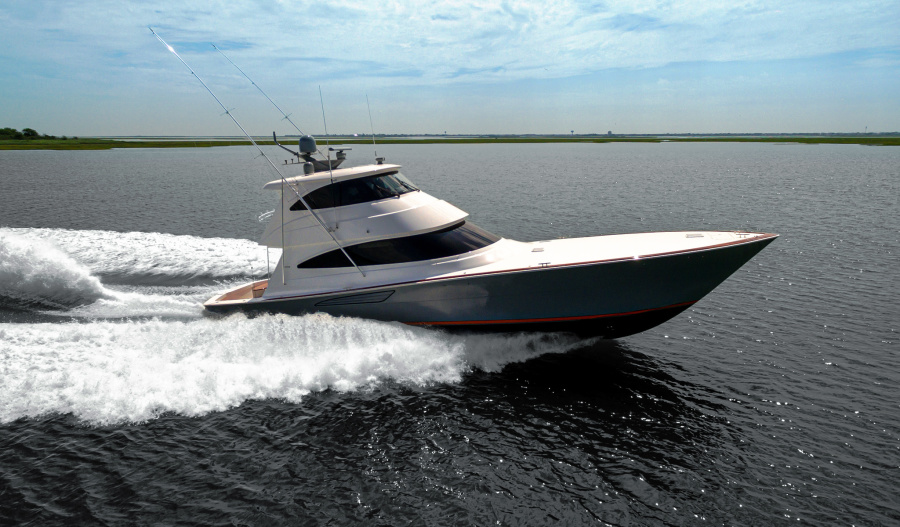 Viking-68 Enclosed Bridge 2020-NEW BUILD NEW BUILD-New York-United States-Starboard Side-1209019-featured
