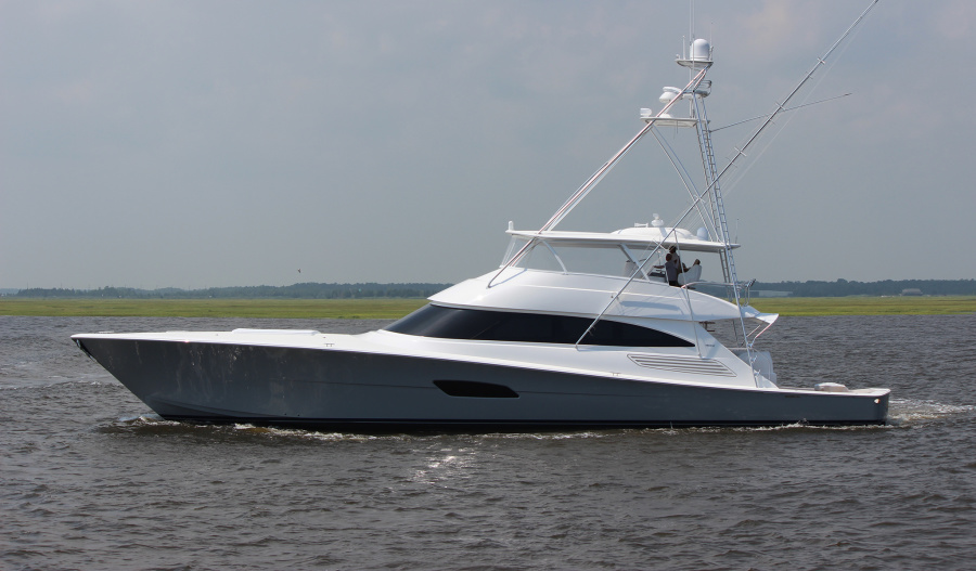 Viking-92 Convertible 2020-NEW BUILD Staten Island-New York-United States-Port Side-1210267-featured