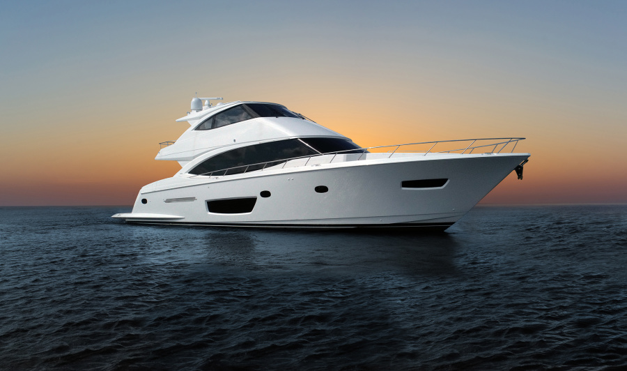 Viking-75 Motor Yacht 2020-NEW BUILD Staten Island-New York-United States-Starboard Side-1210645-featured