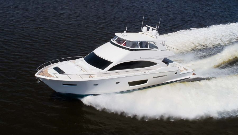 Viking-82 Motor Yacht 2020-NEW BUILD Staten Island-New York-United States-Port Side-1210760-featured