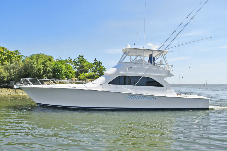 Viking-52 Convertible 2006-Relentless Westport-Connecticut-United States-Port Side-1212088-featured
