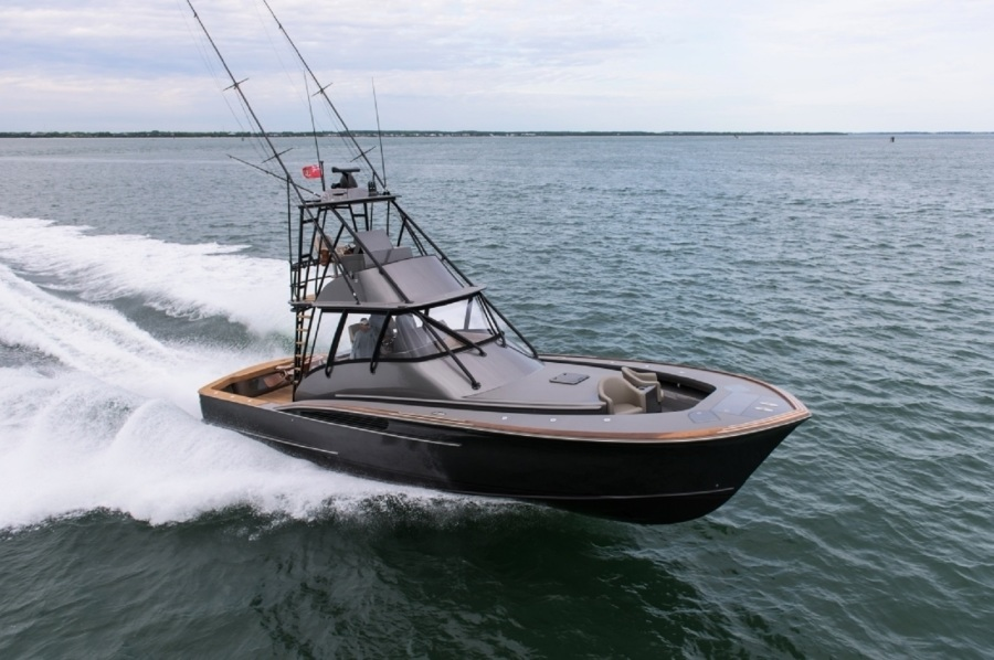 photo of 46' Jarrett Bay 46 Grander 2016