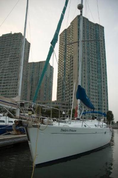 photo of 50' Beneteau 50 2000