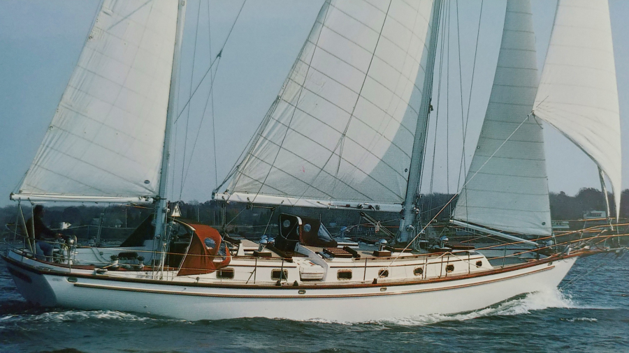 Photo of 50' Shannon Ketch 1983