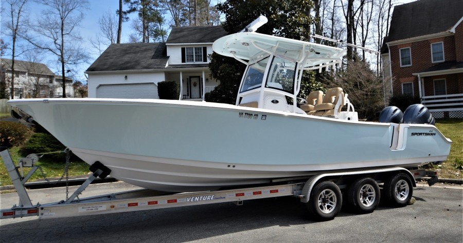 Photo of 28' Sportsman 282 Open Center Console 2018