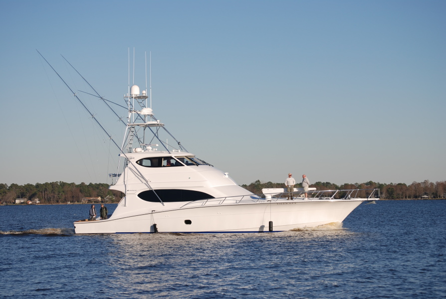 Photo of 68' Hatteras 68' Convertible EB 2007