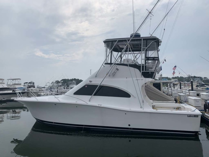 photo of 36' Luhrs 36 Convertible 2005