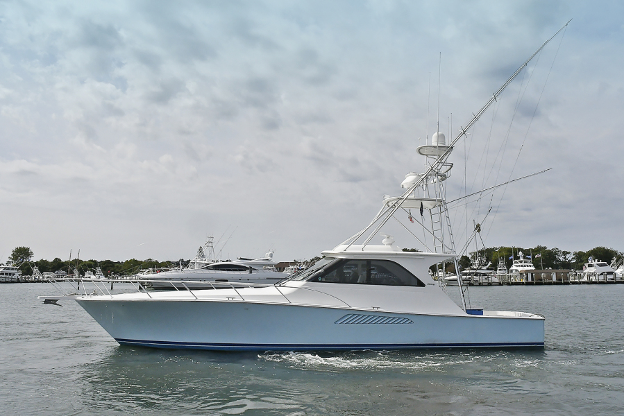 photo of 52' Viking 52 Open 2009