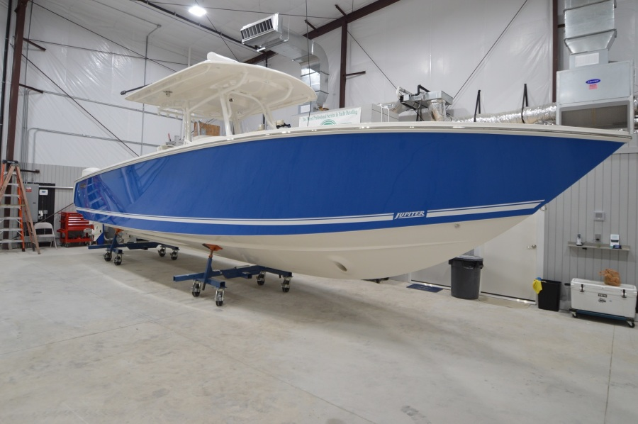 photo of 34' Jupiter 34HFS 2018