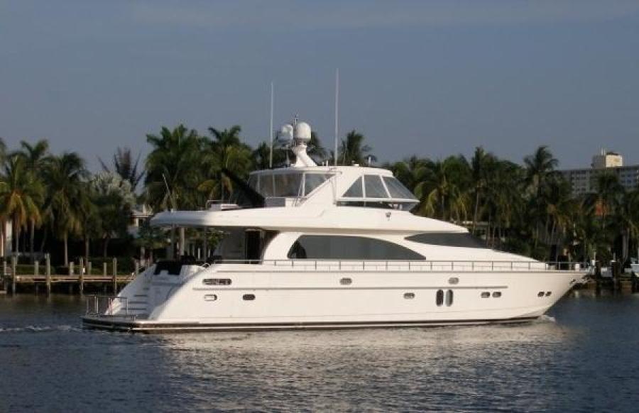 photo of 73' Horizon Motor Yacht 2006