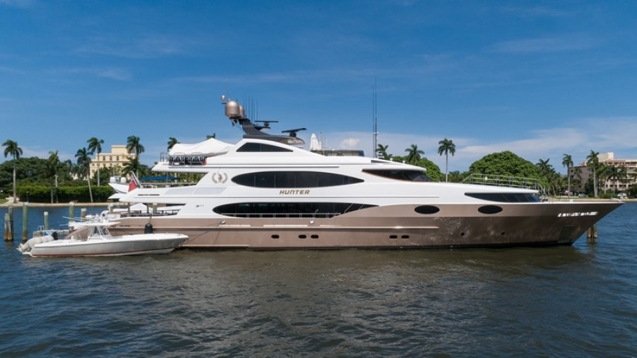 photo of 161' Trinity Yachts Tri-Deck 2008