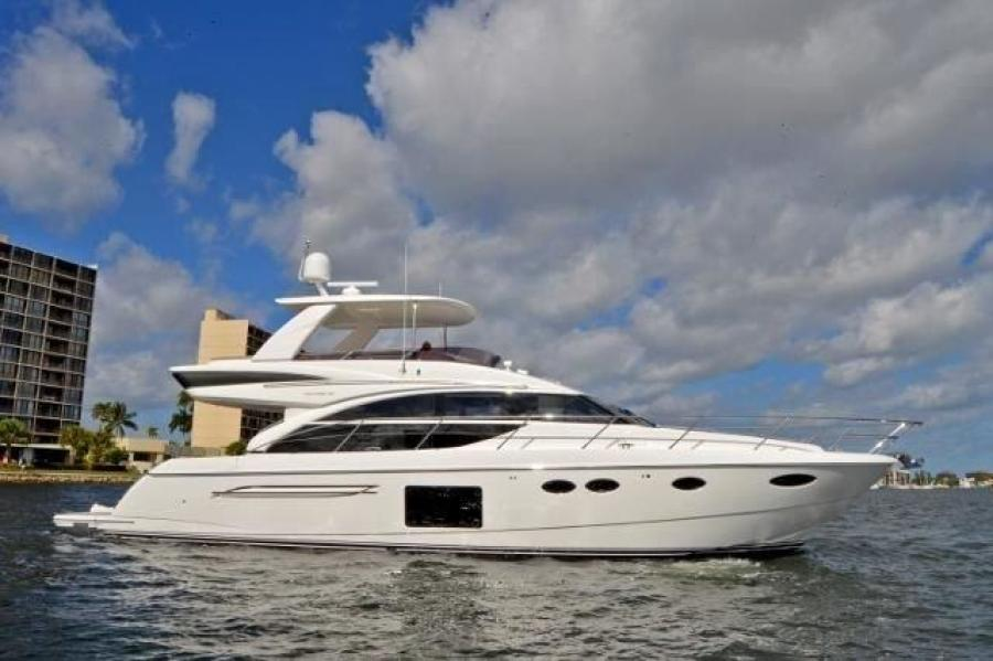 Princess-60 Flybridge 2014-Patriot Staten Island -New York-United States-Sistership Photo -1230167-featured