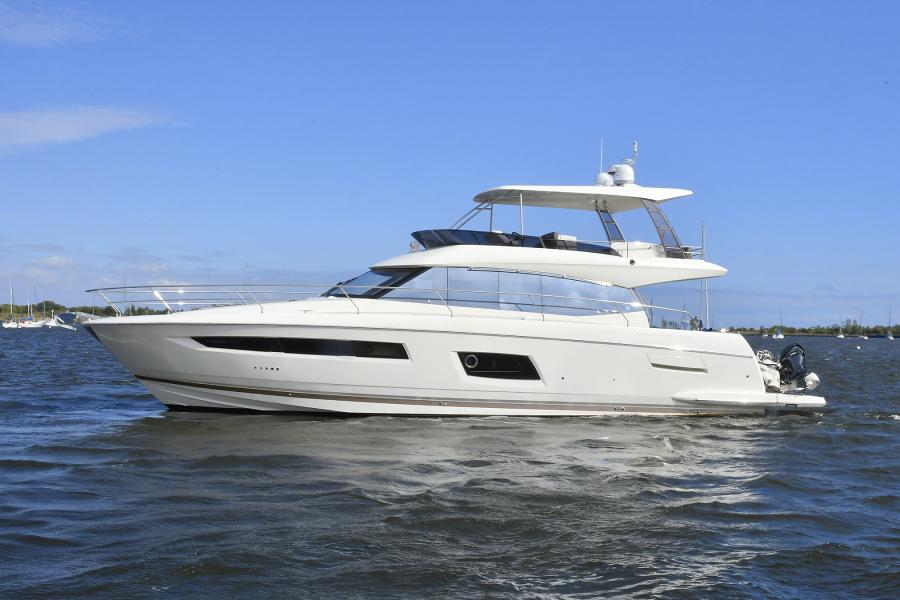 Prestige-560 Flybridge  2017-Sir Enity Staten Island-New York-United States-Port Side-1240520-featured