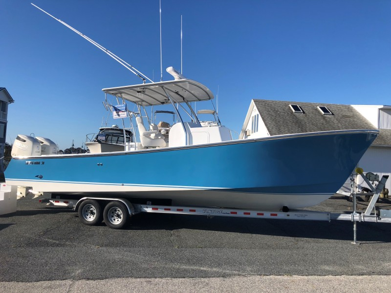 Red-Fin-31 Center Console 2020-Redfinn 31 Ocean City-Maryland-United States-1231443-featured