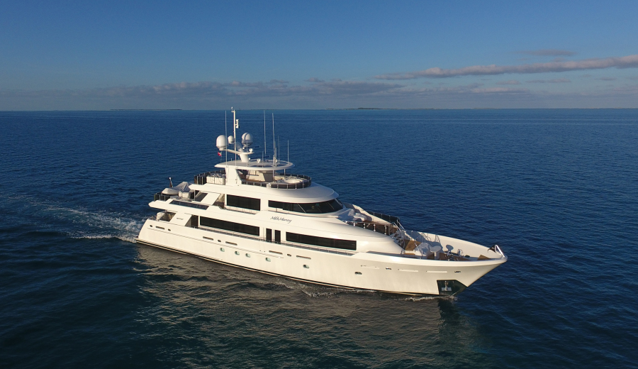 Photo of 130' Westport Westport 40 meter 2009