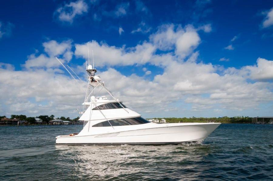 2017 72 EB Viking SHARE-E  Starboard Profile