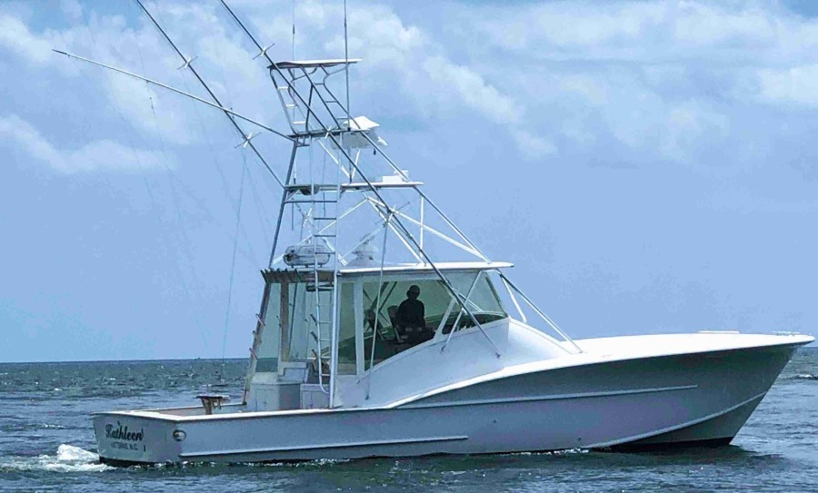 photo of 44' Custom Carolina/Blackwell/Hudson 44 XPS 2000