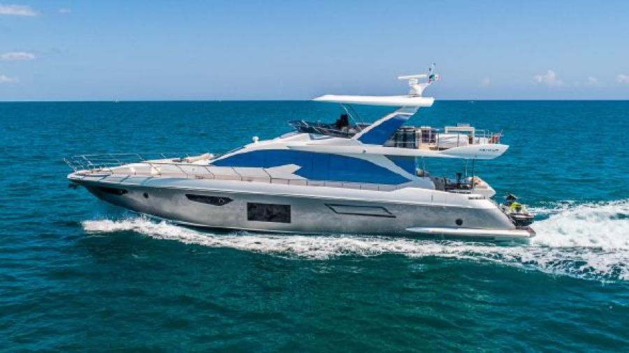 photo of 72' Azimut 72 Flybridge 2017
