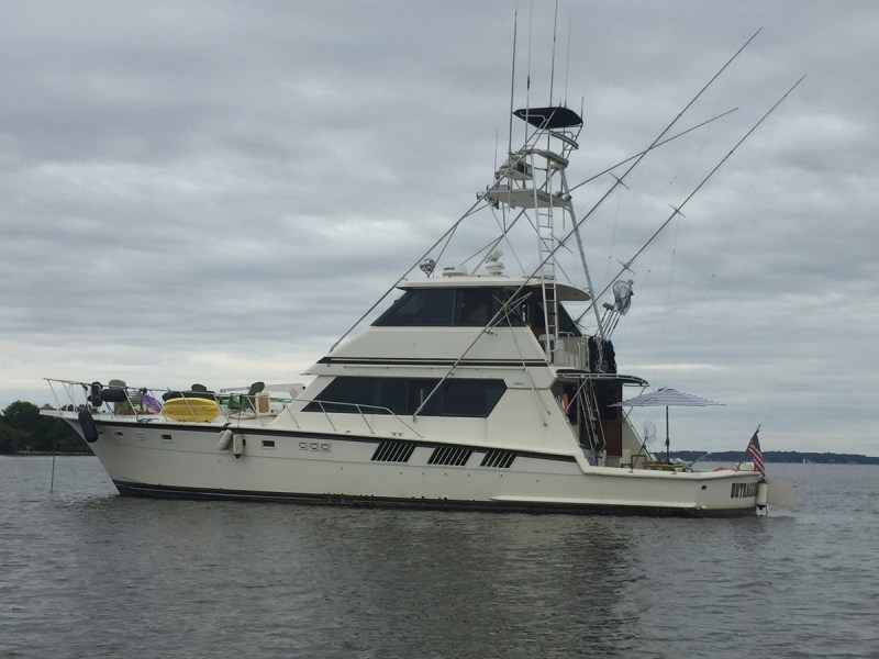 photo of 65' Hatteras 65 Convertible 1988