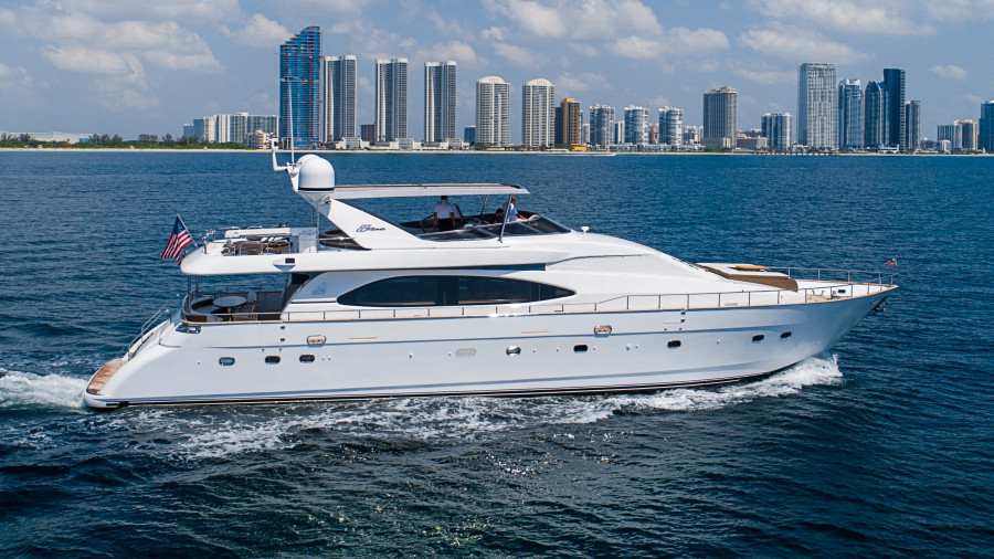 Photo of 85' Azimut Ultimate 1999