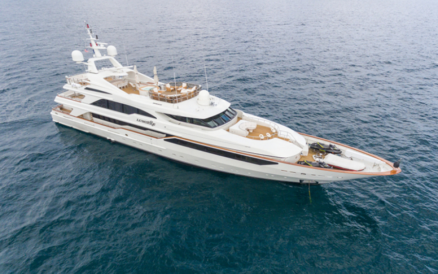 photo of 164' Benetti Golden Bay 1999
