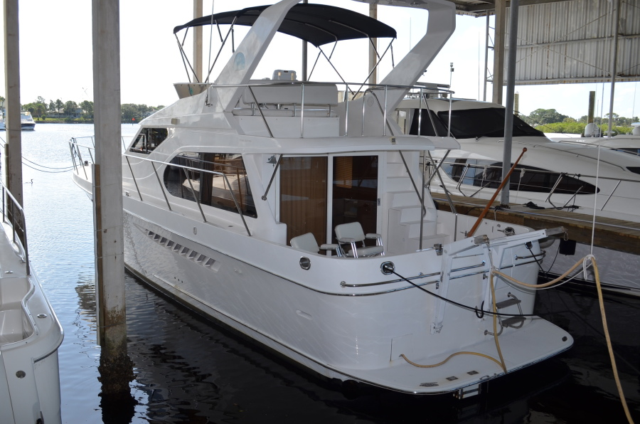 Ocean Alexander-48 Altus 2005 -Tarpon Springs-Florida-United States-1239071-featured