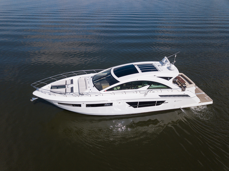 Photo of 60' Cruisers Yachts 60 Cantius 2017
