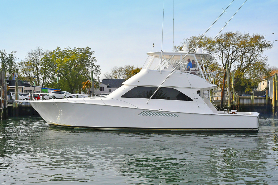 photo of 56' Viking 56 Convertible 2006