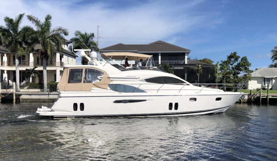 photo of 60' Pearl 60 Motor Yacht 2012