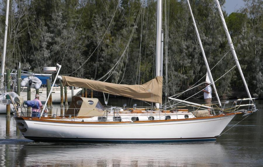 Photo of 38' Shannon Cutter 1985