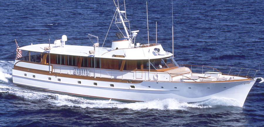 photo of 84' Trumpy Motor Yacht 1961
