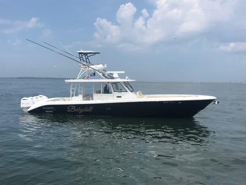 Photo of 43' Everglades 435CC 2016