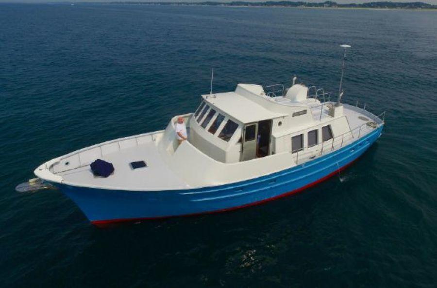 Seaton-Pilot House Trawler 2013-Substantial Chicago-Illinois-United States-1245251-featured