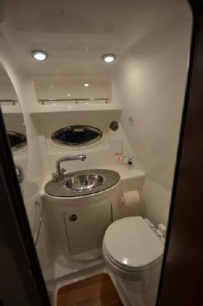 2015 Chaparral 270 Signature - Soggy Dollars - Head