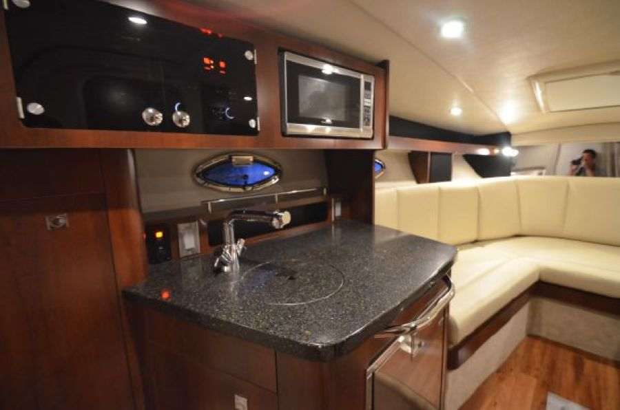 2015 Chaparral 270 Signature - Soggy Dollars- Galley