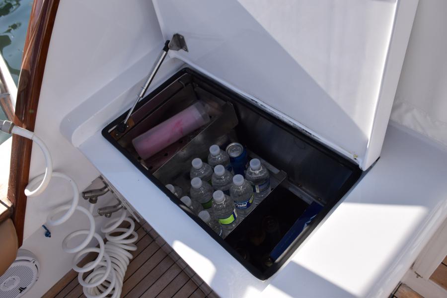 Drinkbox / bait / or 2nd freezer