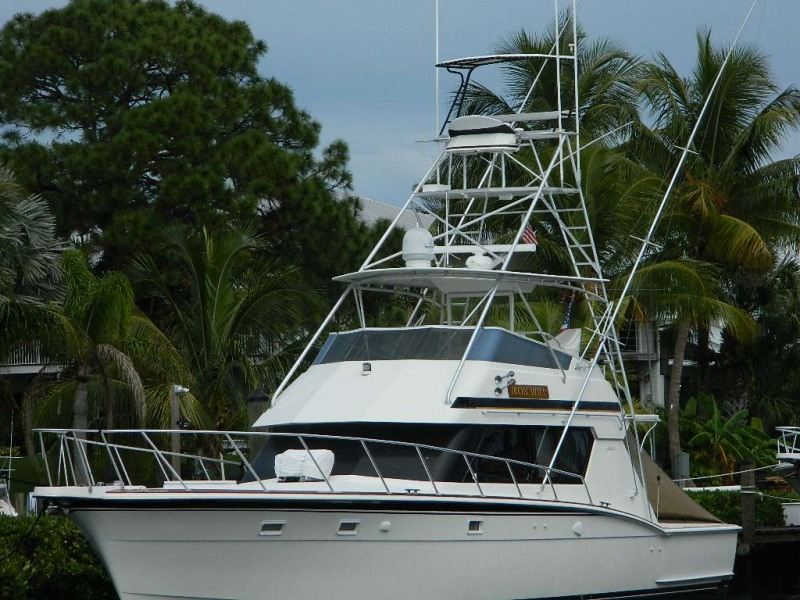 photo of 52' Hatteras 52 Sport Fisherman 1998