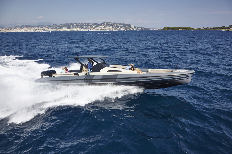 Photo of 50' Chaser Yachts Chaser 500R 2020