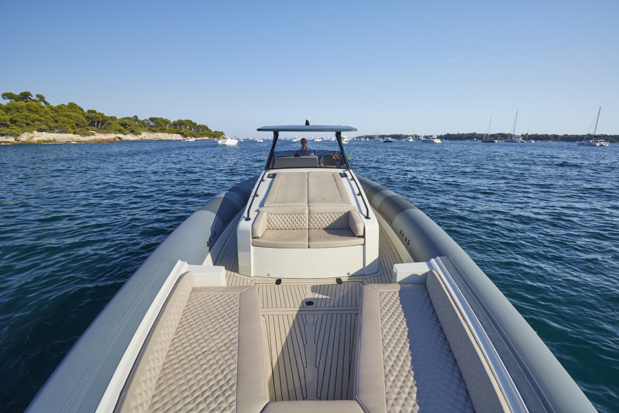 CHASER 500R yacht for sale