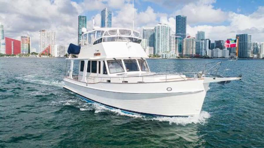 photo of 47' Grand Banks 2008