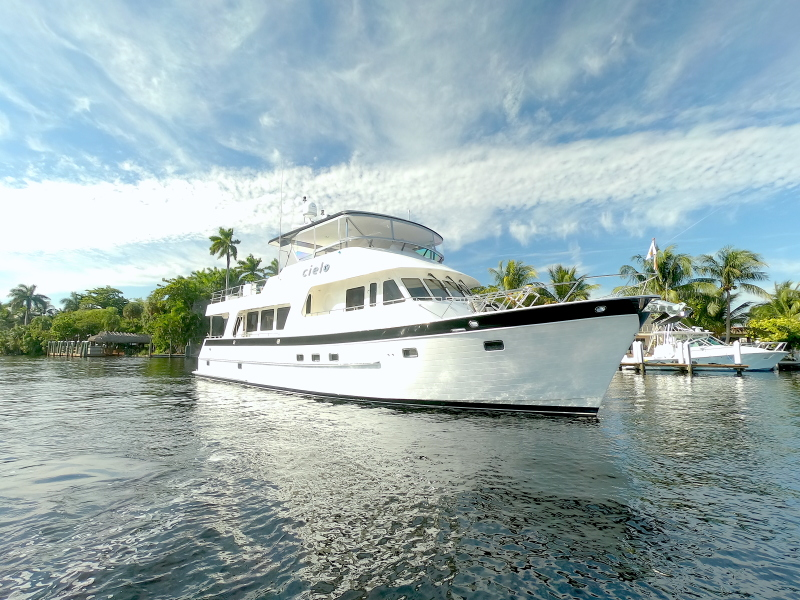 Photo of 72' Outer Reef Yachts 2015