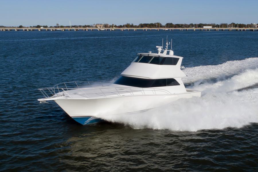 photo of 61' Viking 61 Convertible 2005