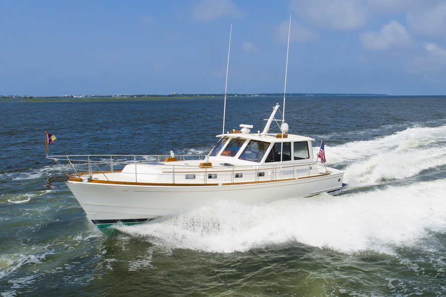 photo of 49' Grand Banks 49 Eastbay 2006