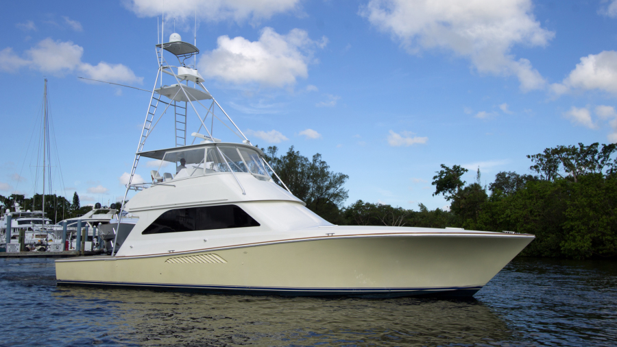 Viking-Total Top Ends Rebuilt 1998-Full Circle II Fort Lauderdale-Florida-United States-1426936-featured