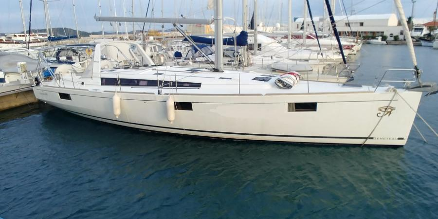 photo of 48' Beneteau 2014