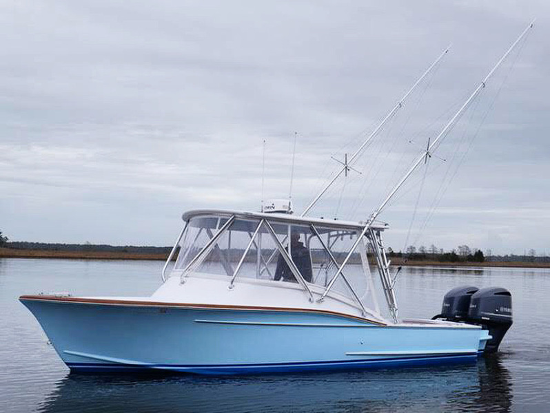 Custom Carolina-30 Stokes Express 1998-Secret Weapon Charleston-South Carolina-United States-1354076-featured