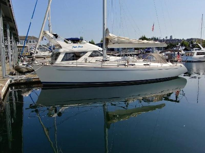 photo of 45' Sweden Yachts 45 2005