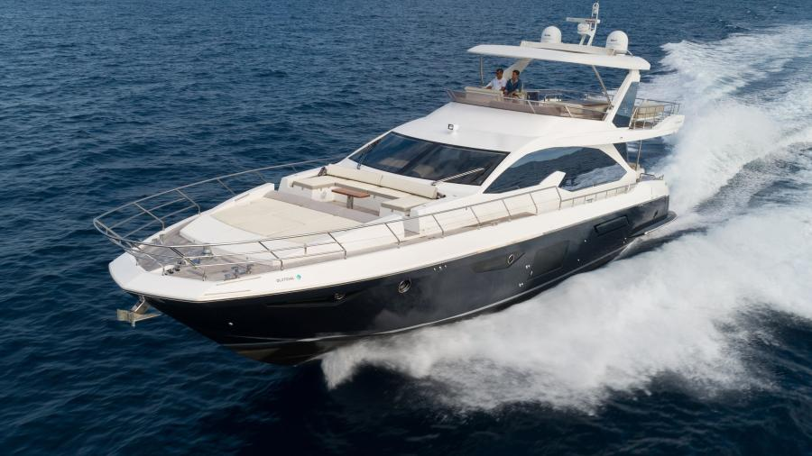 photo of 72' Azimut 72 Flybridge - Factory Owned 2016