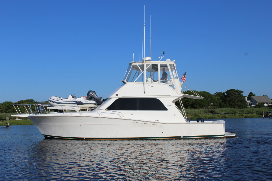 photo of 43' Viking 43 Convertible 1998